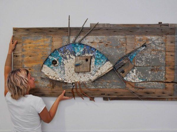 Rossella Casadio Fantastico pesce