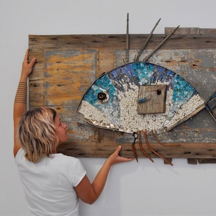 Mosaici artistici - rossella casadio